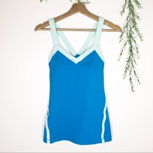 Lululemon- Mile a Minute Tank Top- Size 8